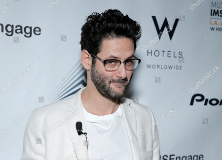 Stock Picture of Guy Gerber arrives at the International Music Summit - IMS Engage at the W Hollywood,, in Los Angeles