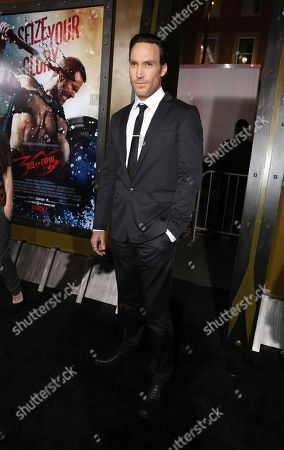 Callan Mulvey seen at Warner Bros. Premiere of 300: Rise of An Empire, on Tuesday, March, 4, 2014 in Los Angeles