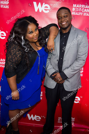 """Editorial image of WE TV's """"Marriage Boot Camp: Reality Stars"""" Party, New York, USA - 29 May 2014"""