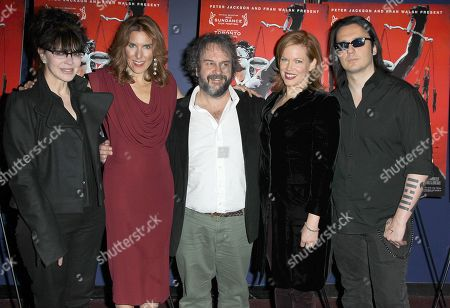 Editorial picture of West of Memphis Premiere, New York, USA - 7 Dec 2012