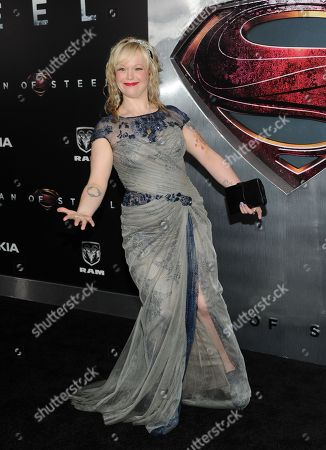 Editorial photo of World Premiere Man Of Steel, New York, USA - 10 Jun 2013