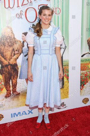 """Actress Danielle Wade arrives at the world premiere of """"Wizard of Oz"""" 3D at the TCL Chinese Theatre on in Los Angeles"""
