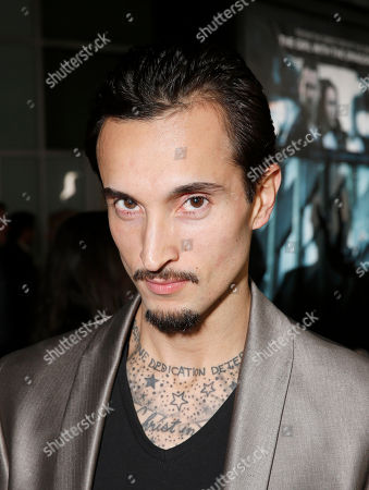 """Luis Da Silva Jr. arrives at the world premiere of """"Dead Man Down"""" at the Archlight Hollywood on in Los Angeles"""