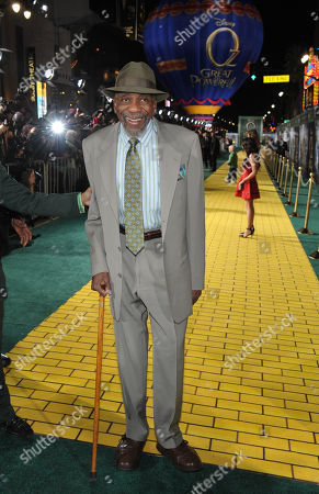 Editorial photo of World Premiere of Oz The Great and Powerful - Red Carpet, Los Angeles, USA - 13 Feb 2013