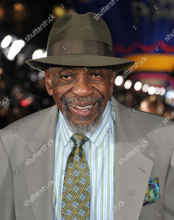 """Stock Photo of Bill Cobbs arrives at the world premiere of """"Oz The Great and Powerful"""" at the El Capitan Theatre on in Los Angeles"""
