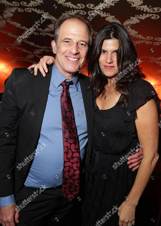 "EXCLUSIVE Director Michael Hoffman and Robbie Brenner, President of Production for Relativity Media attend the after party of the World Premiere of Relativity Studios' upcoming release ""The Best of Me"" held at Club Nokia in L.A. Live,, in Los Angeles"