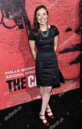 Editorial picture of World Premiere of The Call Arrivals, Los Angeles, USA - 5 Mar 2013
