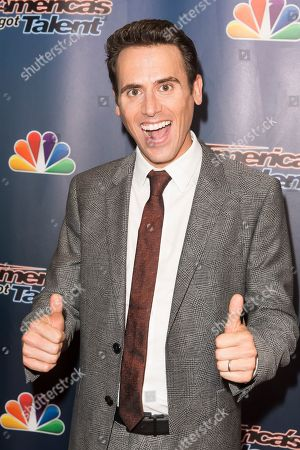 """Editorial photo of """"America's Got Talent"""" Finale Post-Show Red Carpet, New York, USA - 17 Sep 2015"""