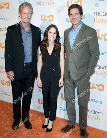 "Editorial picture of ""Modern Family"" Fan Appreciation Day - Arrivals, Los Angeles, USA - 28 Oct 2013"