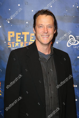 """Actor Matthew Ashford poses during the arrivals for the opening night performance of """"Peter and the Star Catcher"""" at the Center Theatre Group/Ahmanson Theatre, in Los Angeles, Calif"""