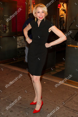 "Julie Halston attends the Broadway opening night of ""She Loves Me"" at Studio 54, in New York"