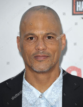 """David LaBrava attends the season five premiere of """"Sons of Anarchy"""" at the Westwood Village Theater, in Los Angeles"""