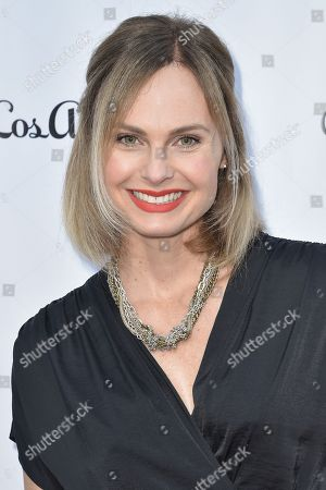 Stock Picture of Annie Little arrives at the 11th annual Songs Of Hope benefit, in Los Angeles