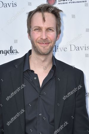 Stock Picture of Marcus Ashley arrives at the 11th annual Songs Of Hope benefit, in Los Angeles