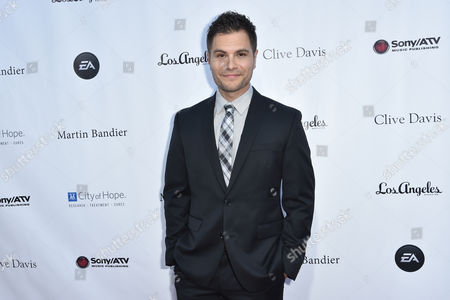 Stock Picture of Erik Valdez arrives at the 11th annual Songs Of Hope benefit, in Los Angeles