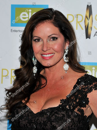 Actress Lisa Guerrero arrives at the 17th Annual Prism Awards Ceremony at The Beverly Hills Hotel, in Beverly Hills, Calif