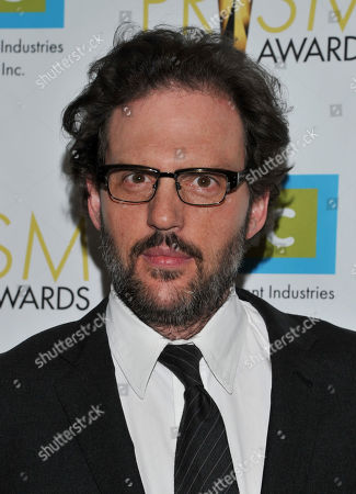 Stock Photo of Actor Silas Weir Mitchell arrives at the 17th Annual Prism Awards Ceremony at The Beverly Hills Hotel, in Beverly Hills, Calif