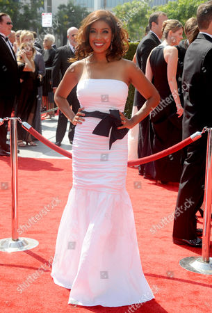 LOS ANGELES, CA - SEPTEMBER 10: Reagan Gomez - Preston attends the Academy of Television Arts & Sciences 2011 Primetime Creative Arts Emmy Awards at the Nokia Theater L.A. Live on in Los Angeles, California