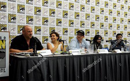 Editorial picture of 2013 Comic-Con - FOX Murder Police Panel, San Diego, USA - 18 Jul 2013
