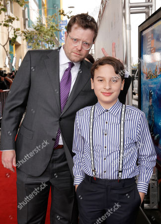 Producer Tom Rice and River Alexander attend the premiere of Fox Searchlight Pictures' 'The Way, Way Back' after party at L.A. Live Event Deck on in Los Angeles