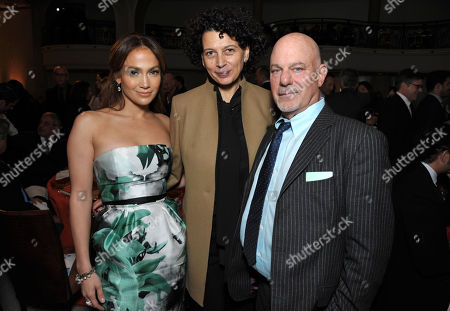 "Jennifer Lopez, Donna Langley, and Rob Cohen attend the 2013 March of Dimes ""Celebration of Babies"", on in Beverly Hills, Calif"