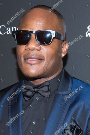 Sean Garrett attends the 2014 Angel Ball, hosted by Gabrielle's Angel Foundation, at Cipriani Wall Street, in New York