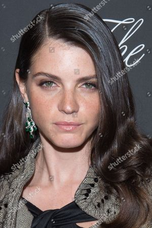Stock Picture of Jeisa Chiminazzo attends the 2014 Angel Ball, hosted by Gabrielle's Angel Foundation, at Cipriani Wall Street, in New York