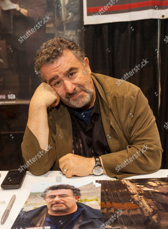 Actor Saul Rubinek at the Chicago Comic & Entertainment Expo at McCormick Place, in Chicago