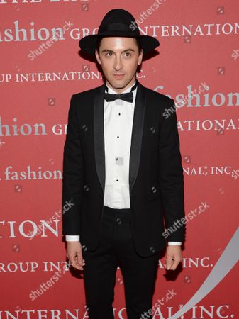 Editorial image of 2014 Fashion Group International Night of Stars, New York, USA - 23 Oct 2014