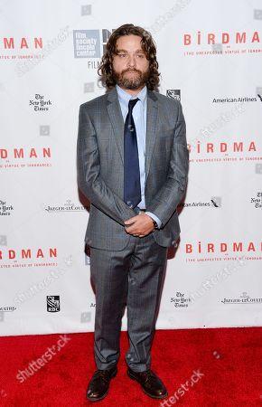 "Editorial photo of 2014 NYFF - ""Birdman or The Unexpected Virtue of Ignorance"" Closing Night Gala, New York, USA - 11 Oct 2014"