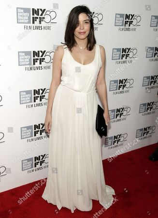 """Editorial picture of 2014 NYFF - """"Maps To The Stars"""" Screening, New York, USA - 27 Sep 2014"""