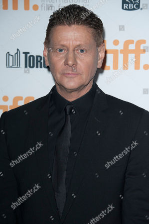 "Director Andrew Niccol seen at the premiere of ""Good Kill"" at the Ryerson Theatre during the 2014 Toronto International Film Festival, in Toronto, Ontario"