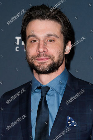 Stock Picture of Dillon Casey arrives at the Canadian Screen Awards, in Toronto, Canada