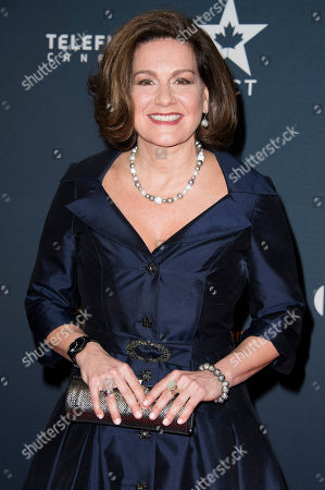 Editorial image of 2015 Canadian Screen Awards - Arrivals - 1 Mar 2015