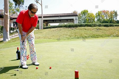 Richard Karn is seen at the 16th Emmys Golf Classic presented by the Television Academy Foundation at the Wilshire Country Club on in Los Angeles