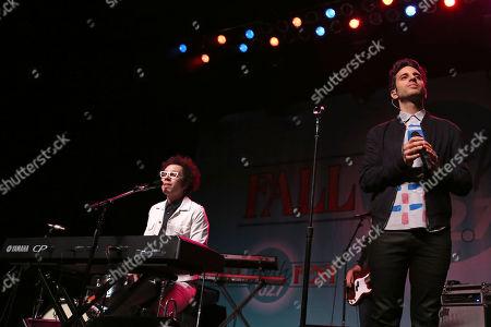 Editorial photo of 2015 Fresh 102.7 Fall Fest, New York, USA - 8 Oct 2015