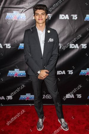 Ian Eastwood attends the 2015 Industry Dance Awards at the Avalon on in Los Angeles
