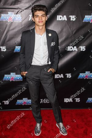 Stock Picture of Ian Eastwood attends the 2015 Industry Dance Awards at the Avalon on in Los Angeles