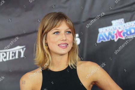 Stock Image of Keenan Kampa attends the 2015 Industry Dance Awards at the Avalon on in Los Angeles