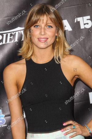 Keenan Kampa attends the 2015 Industry Dance Awards at the Avalon on in Los Angeles