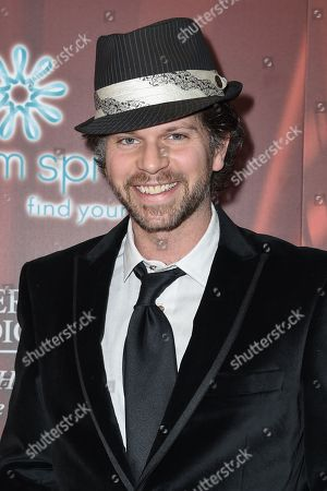 Nick Holmes seen at Palm Springs International Film Festival Opening night screening of SELMA at Palm Springs High School on Friday, January 2nd, 2015, in Palm Springs, California