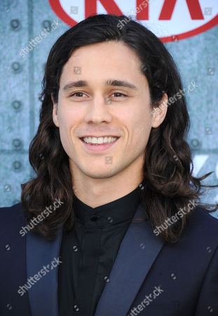 Peter Gadiot attends the 2015 Spike TV's Guys Choice Awards at Sony Studios, in Culver City, Calif