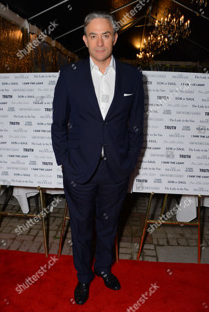 Giulio Ricciarelli attends Sony Pictures Classics party at Creme Brasserie, in Toronto