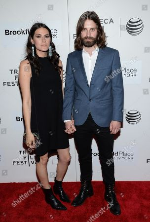 """Editorial image of 2015 Tribeca Film Festival - """"The Driftless Area"""" Premiere, New York, USA - 18 Apr 2015"""