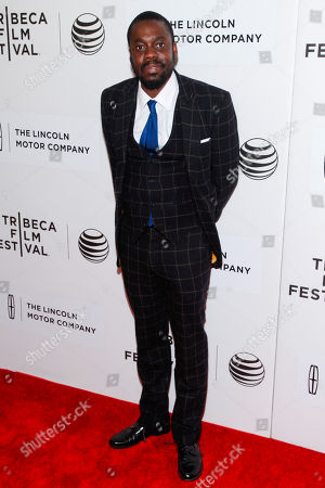 "Stock Image of Doug E. Doug attends the Tribeca Film Festival world premiere of ""The Wannabe"", in New York"