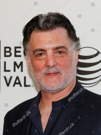 """Joseph Siravo attends the Tribeca Film Festival world premiere of """"The Wannabe"""", in New York"""