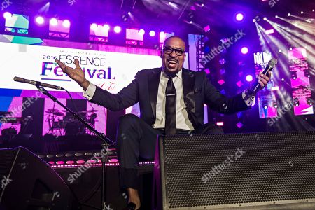 Editorial photo of 2016 Essence Fest - Day 2, New Orleans, USA - 1 Jul 2016