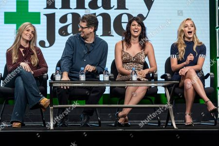 Editorial picture of 2016 Summer TCA - Viacom, Beverly Hills, USA - 31 Jul 2016