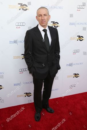 Mark Ivanir arrives at the 2016 Television Academy Honors at The Montage Hotel, in Beverly Hills, Calif