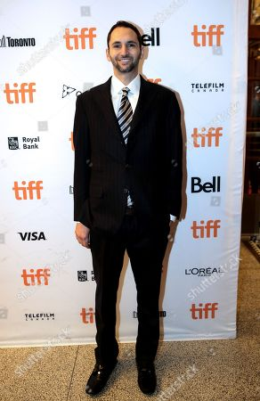 """Editorial photo of 2016 TIFF - """"Salt and Fire"""" Premiere, Toronto, Canada - 15 Sep 2016"""